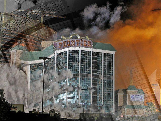 top 10 las vegas casino implosions