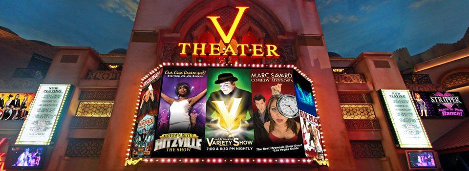 50% Off V Theater