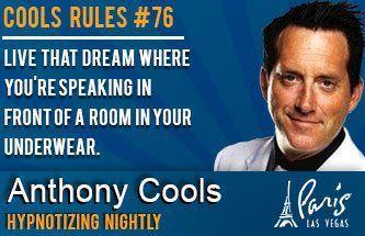 Anthony cools deals
