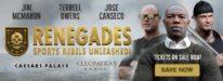 Renegades Las Vegas Promo Codes